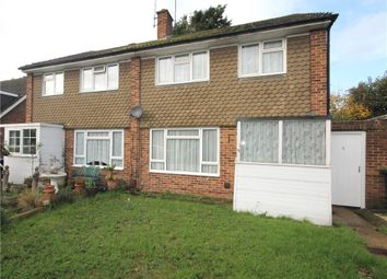 Thumbnail 5 bed semi-detached house to rent in Nobles Way, Egham