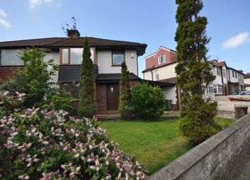 Thumbnail 3 bed semi-detached house for sale in Pensby Road, Heswall, Wirral
