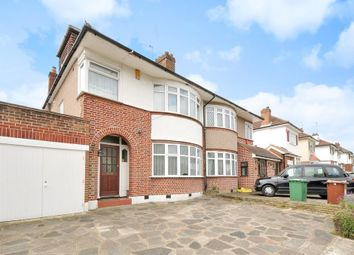 Thumbnail 4 bed semi-detached house for sale in St. Michaels Crescent, Pinner