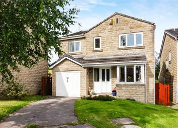 Thumbnail 4 bed detached house for sale in Ayres Drive, Huddersfield