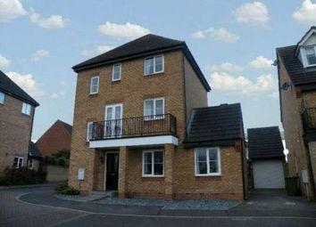 Thumbnail 5 bed detached house to rent in Horseshoe Way, Hampton Vale, Peterborough