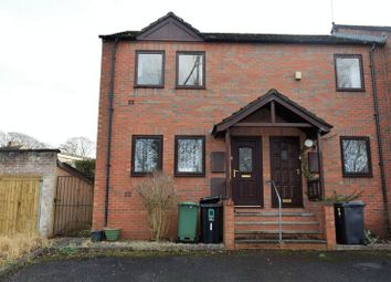 Thumbnail 2 bedroom flat to rent in Wingate Road, Carlisle