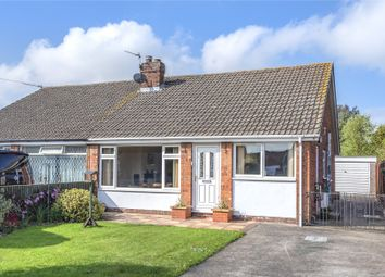 Thumbnail 3 bed bungalow for sale in Newstead Avenue, Holton-Le-Clay