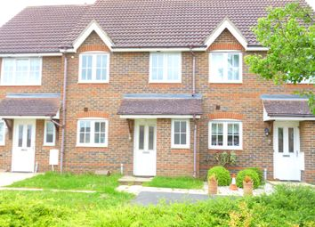 Thumbnail 3 bed terraced house to rent in Campion Road, Hatfield, Herts