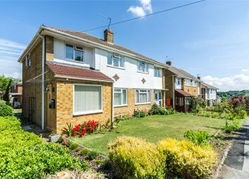 Thumbnail 3 bed semi-detached house for sale in Sussex Drive, Walderslade, Kent