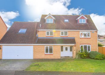 Thumbnail 7 bed detached house for sale in Radnor Way, Barton Seagrave
