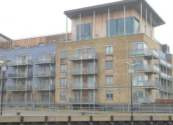 Thumbnail 1 bed flat to rent in Lightship Way, Colchester, Essex