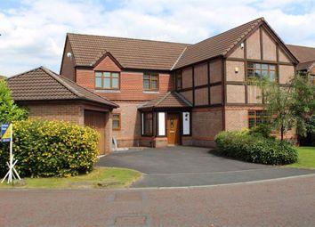 Thumbnail Detached house for sale in Douglas Lane, Grimsargh, Preston