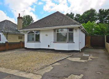 Thumbnail 3 bedroom detached bungalow for sale in Sylvia Crescent, Totton, Southampton