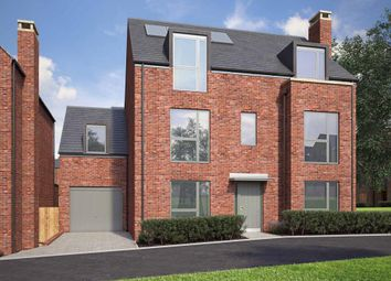 "Thumbnail 5 bed detached house for sale in ""The Aplin- Plot 99"" at Charles Sevright Way, London"