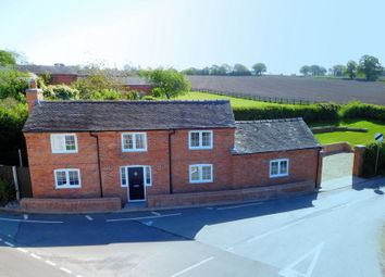 Thumbnail 4 bed detached house for sale in Green Lane, Audlem, Crewe
