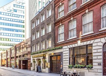 Thumbnail 4 bed maisonette for sale in Crutched Friars, London