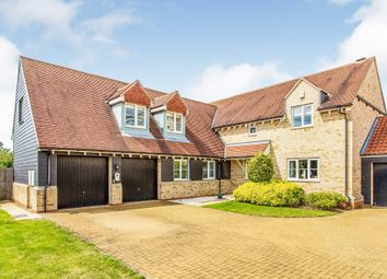 Thumbnail 5 bed link-detached house for sale in Fenbridge, Great Cambourne, Cambridge