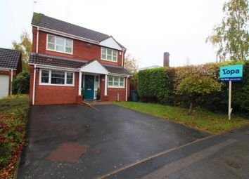 4 bed detached house for sale in Greenleaf Close, Coventry CV5