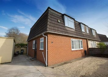 Thumbnail 4 bed semi-detached house for sale in Blackthorn Road, Hartcliffe, Bristol