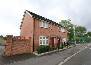 Thumbnail 2 bed semi-detached house for sale in Egbert Street, Manchester, Greater Manchester