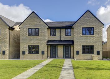 Thumbnail 5 bed semi-detached house for sale in Plot 3, Towneley View, Todmorden Road, Burnley