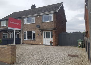 Thumbnail 3 bed semi-detached house for sale in Brewster Avenue, Immingham