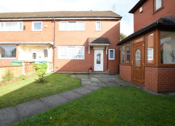 Thumbnail 2 bedroom end terrace house for sale in Guildford Grove, Middleton, Manchester, Greater Manchester