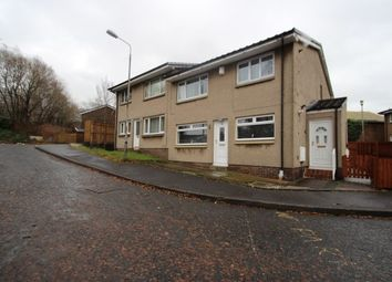 Thumbnail 2 bed flat to rent in Gateside Crescent, Airdrie