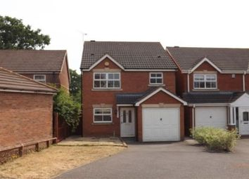 Thumbnail 3 bed detached house to rent in Byford Way, Marston Green, Birmingham