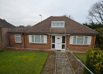 Thumbnail 3 bed bungalow for sale in 3 Shady Bush Close, Bushey, Hertfordshire