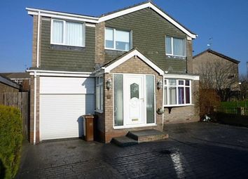 Thumbnail 4 bed detached house to rent in Denham Drive, Seaton Delaval, Whitley Bay