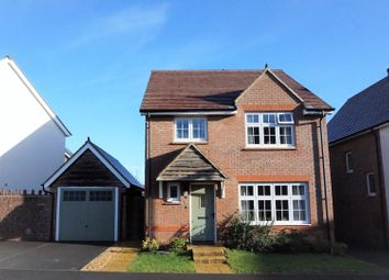 Thumbnail 4 bed detached house for sale in Schofield Close, Taunton