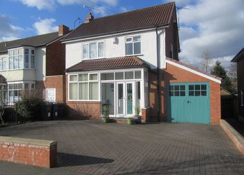 Thumbnail 4 bed detached house for sale in Wychall Lane, Kings Norton, Birmingham