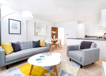 Thumbnail 2 bed flat for sale in Olympic Way, London