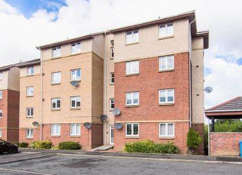 Thumbnail 2 bed flat for sale in 28 Burnvale, Livingston, West Lothian