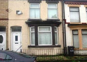 Thumbnail 2 bed terraced house to rent in Beatrice Street, Bootle, Liverpool