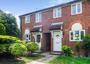 Thumbnail 2 bed end terrace house for sale in Althorpe Court, Ely