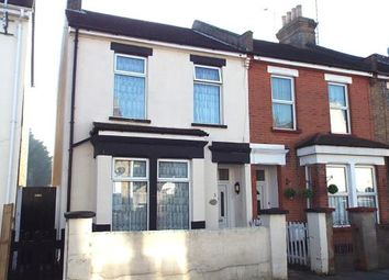 Thumbnail 3 bed end terrace house for sale in Stromness Place, Southend-On-Sea