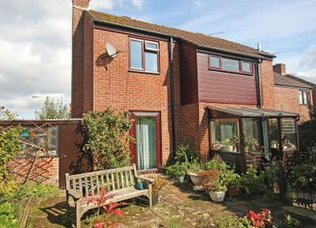 Thumbnail 3 bed detached house for sale in Lyster Road, Fordingbridge