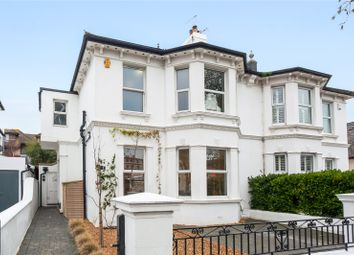 Thumbnail 5 bed semi-detached house for sale in Westbourne Gardens, Hove, East Sussex