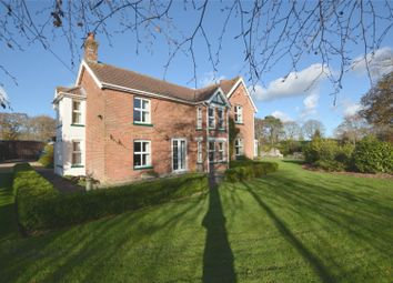 Thumbnail 5 bed detached house for sale in St Johns Road, Bashley, Nr New Milton, Hampshire
