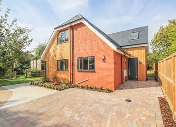Thumbnail 3 bedroom detached house for sale in Rose Acre Road, Littlebourne, Canterbury