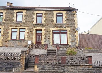 Thumbnail 3 bed end terrace house for sale in Cardiff Road, Glan Y Nant, Blackwood