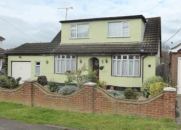 Thumbnail 3 bed detached house for sale in Ash Road, Canvey Island