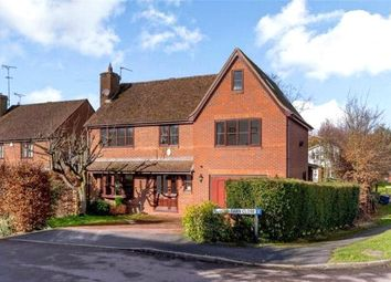 Thumbnail 5 bed detached house for sale in Old Barn Close, North Waltham, Basingstoke, Hampshire