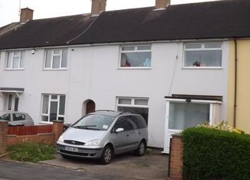 Thumbnail 3 bed terraced house for sale in Colley Moor Leys Lane, Clifton, Nottingham