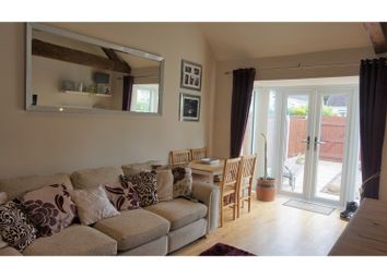Thumbnail 3 bed semi-detached bungalow for sale in Willow Court, Droitwich