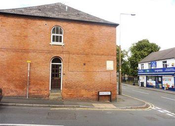 Thumbnail 1 bed flat to rent in Queen Street, Halesowen