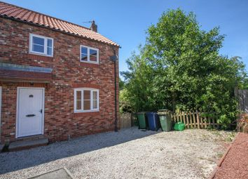 Thumbnail 3 bed semi-detached house for sale in Sunnyfield Gardens, Easington, Saltburn-By-The-Sea