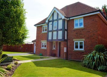 Thumbnail 4 bedroom detached house for sale in Lady Kell Gardens, York