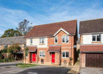 Thumbnail 2 bed semi-detached house for sale in Rivets Close, Aylesbury
