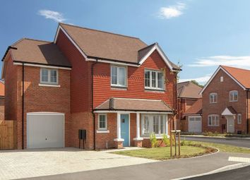 """Thumbnail 4 bed detached house for sale in """"The Lulworth"""" at St. Legers Way, Riseley, Reading"""