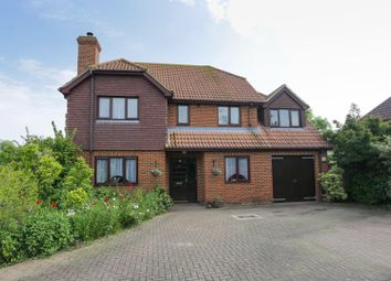 Thumbnail 5 bedroom detached house for sale in Bridleway Gardens, Broadstairs