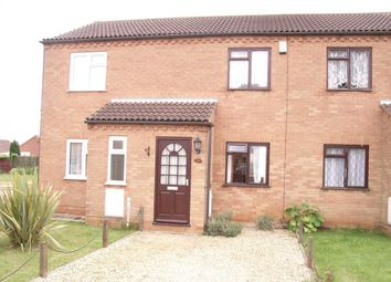 Thumbnail 1 bedroom terraced house to rent in Burma Close, Dersingham, King's Lynn